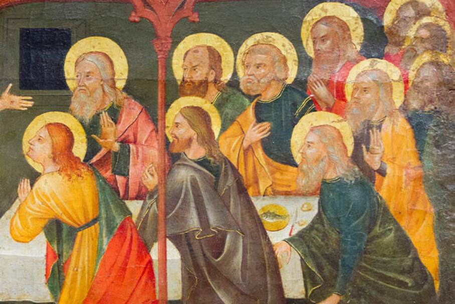 Disciples Begetting Disciples: Imitating Christ