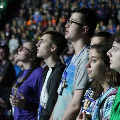 National Catholic Youth Conference (NCYC)