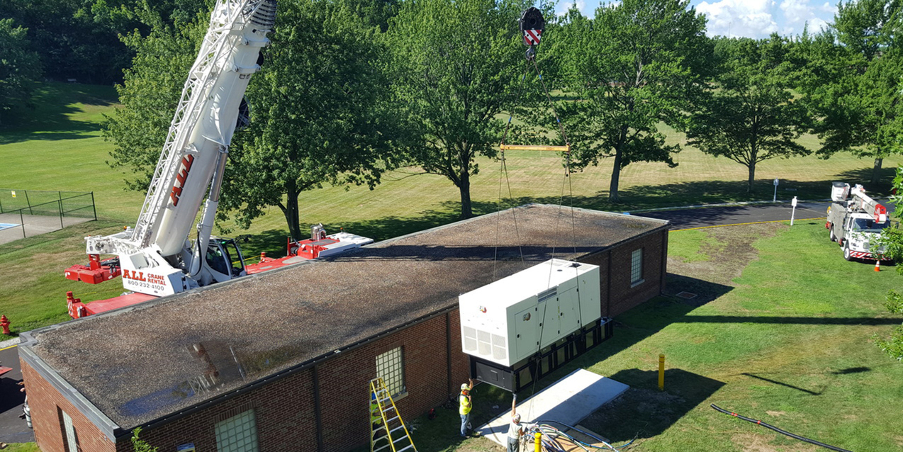 Major electrical project is nearly complete at Center for Pastoral Leadership