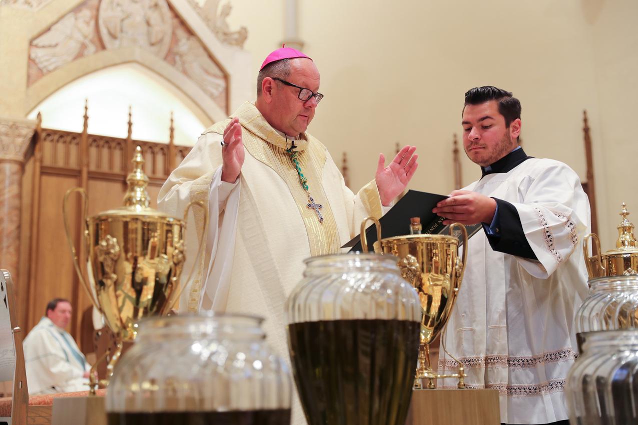 Pope Francis names Greensburg Bishop Edward C. Malesic as 12th bishop of Cleveland