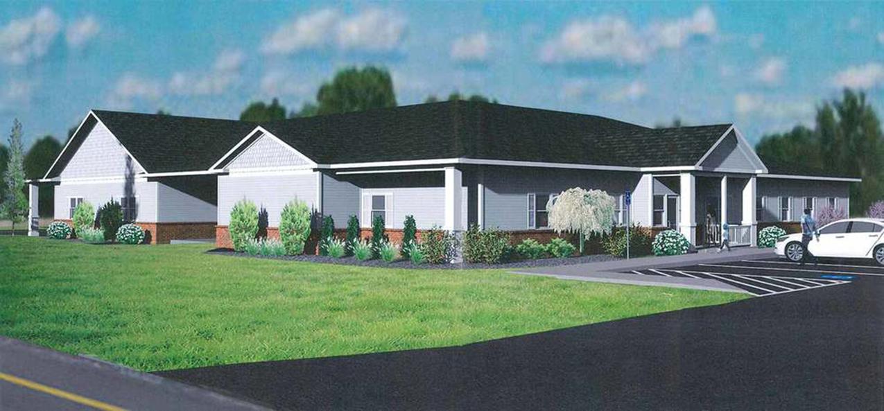 Ground is broken for new Blessing House children's crisis care center