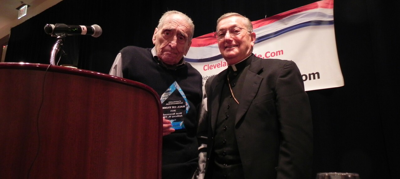 Catholic Diocese of Cleveland mourns the passing of Bishop emeritus Anthony M. Pilla