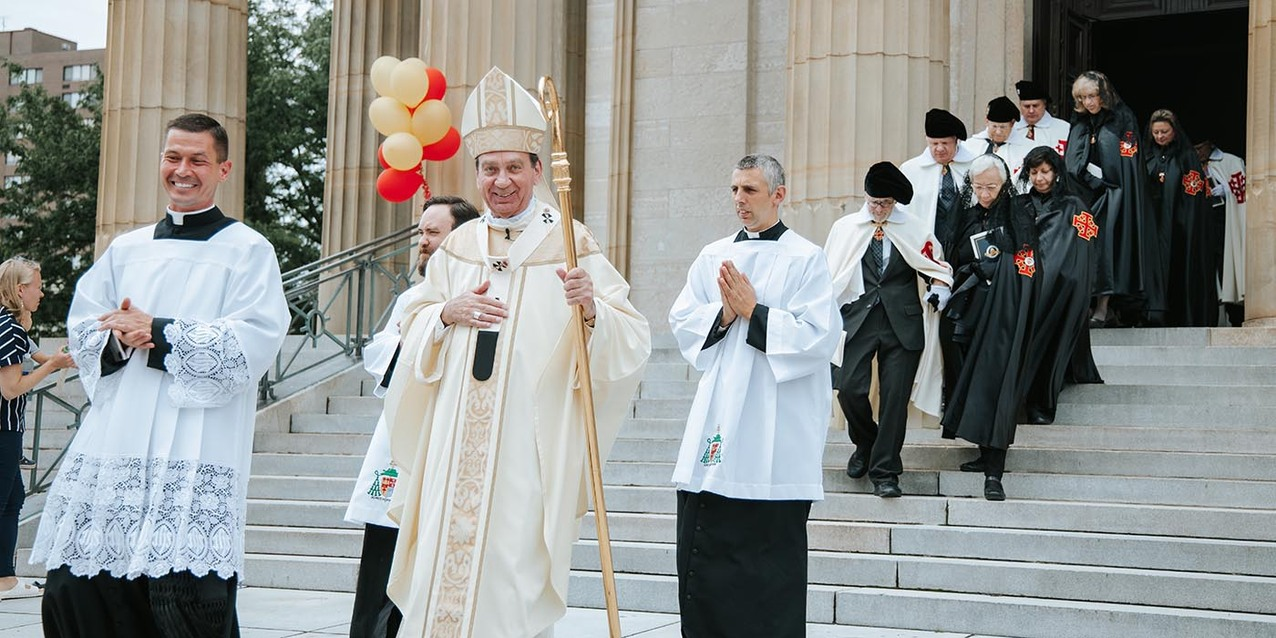 Catholics in the Archdiocese of Cincinnati celebrate its bicentennial