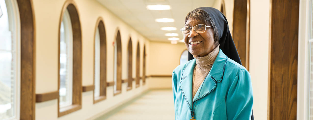 Celebrating Sisters: Professed religious women serve diocese in prayer, teaching and more