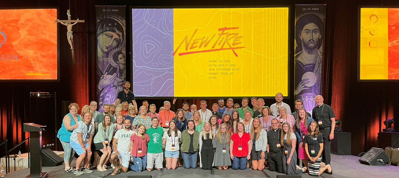 Diocesan Office for Youth Ministry participates in annual Catholic Youth Ministry Convention