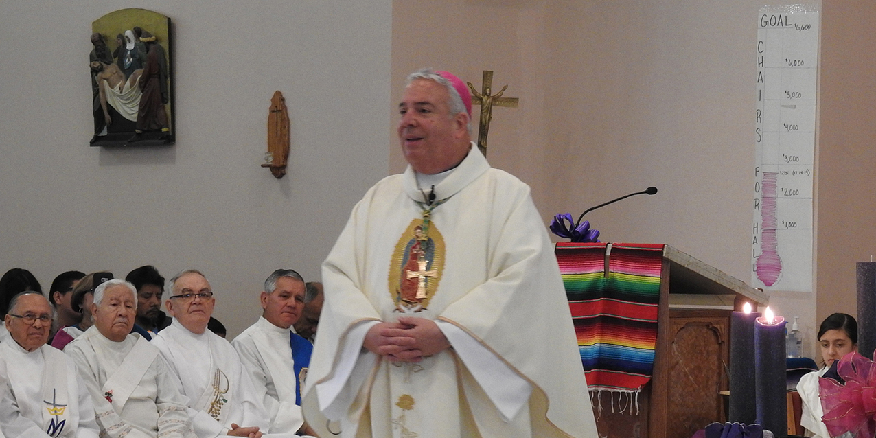 Huge crowd participates in Our Lady of Guadalupe celebration at La Sagrada Familia