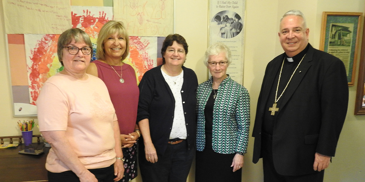 Blessing House eyes expansion of its ministry to families in crisis