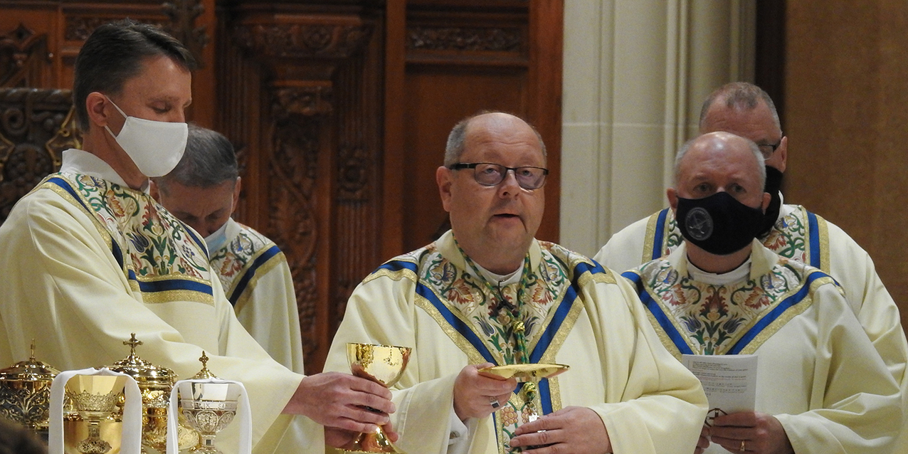 Newly ordained permanent deacon urged to connect church sanctuary with where people live, work