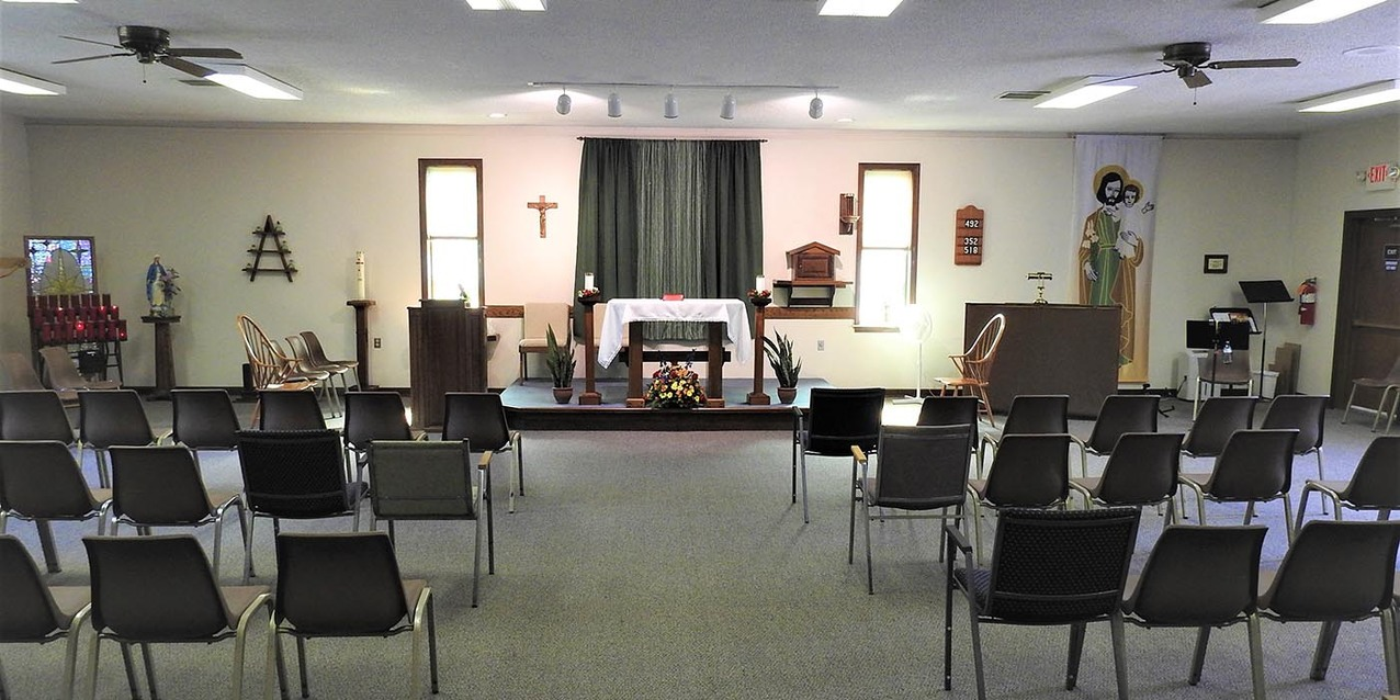 Our Lady Help of Christians Parish welcomes bishop for Mass, worship site visits