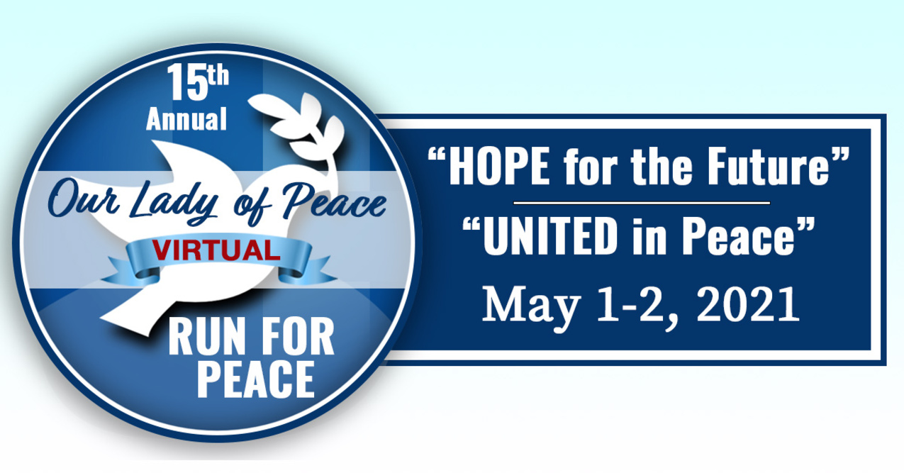 15th  annual Run for Peace fundraiser becomes an international event