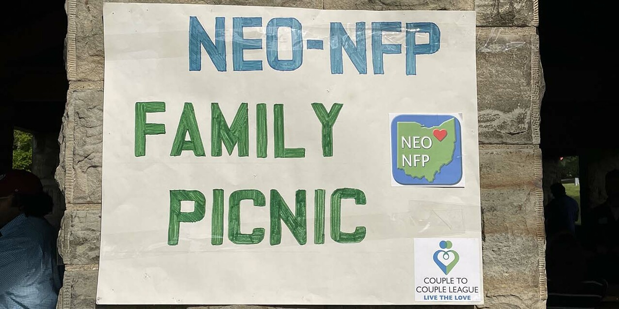 Natural Family Planning group gathers for annual picnic