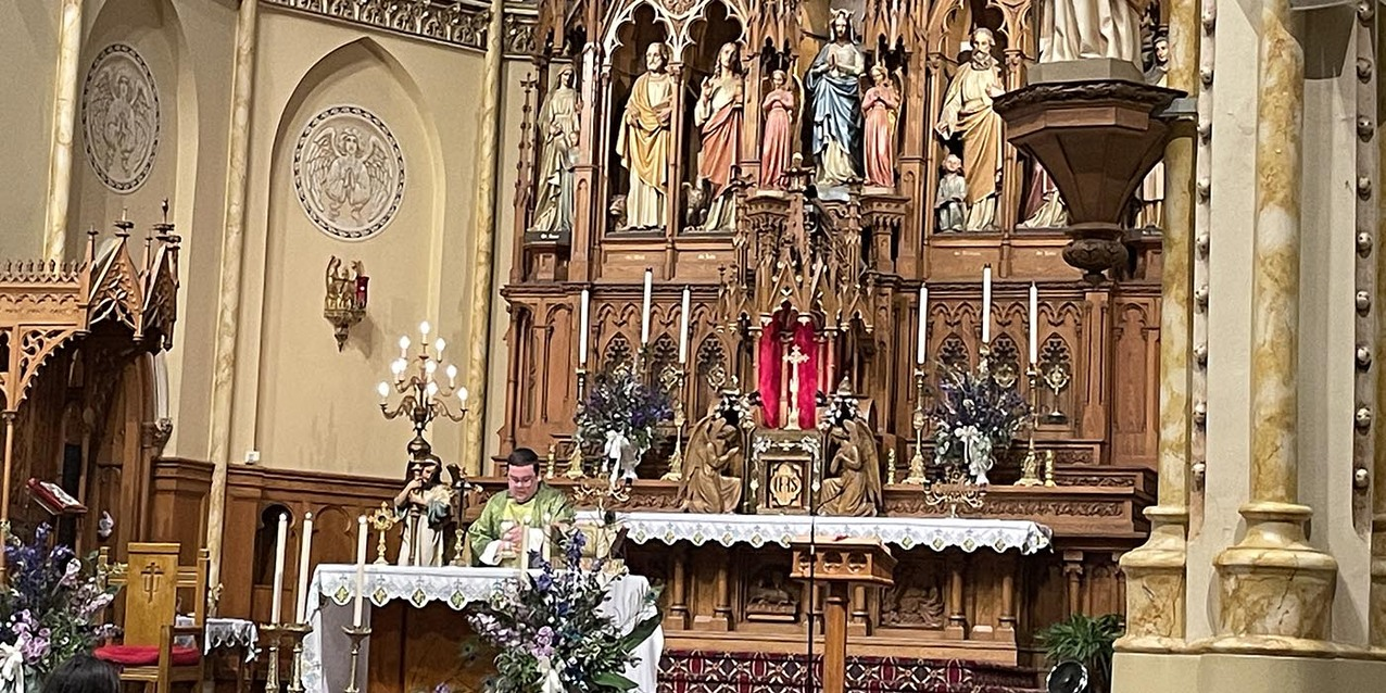 Young adults invited to Mass, tour of Shrine Church of St. Stanislaus