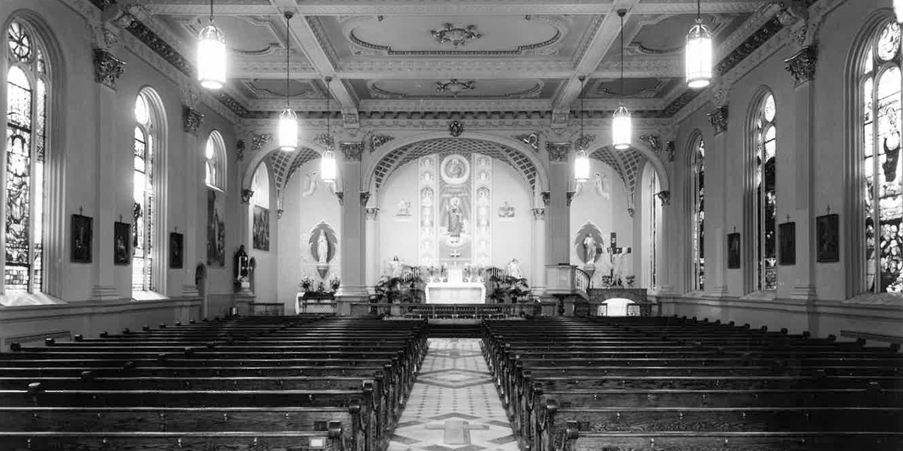 Our Lady of the Blessed Sacrament made history as first African American parish in diocese