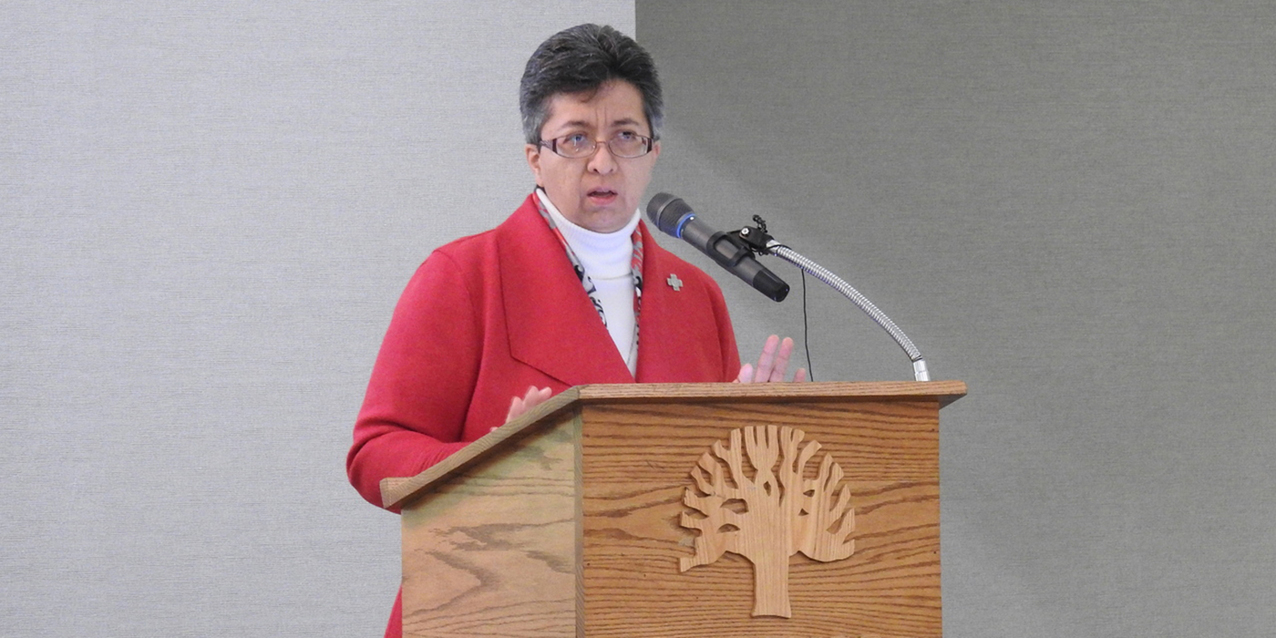 'Welcoming Diversity' is topic of Sisters Convening program