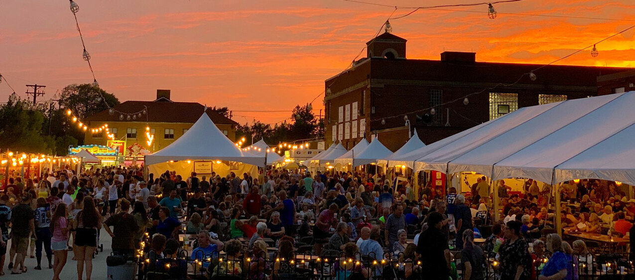 Family, faith and fun come together for parish festival season