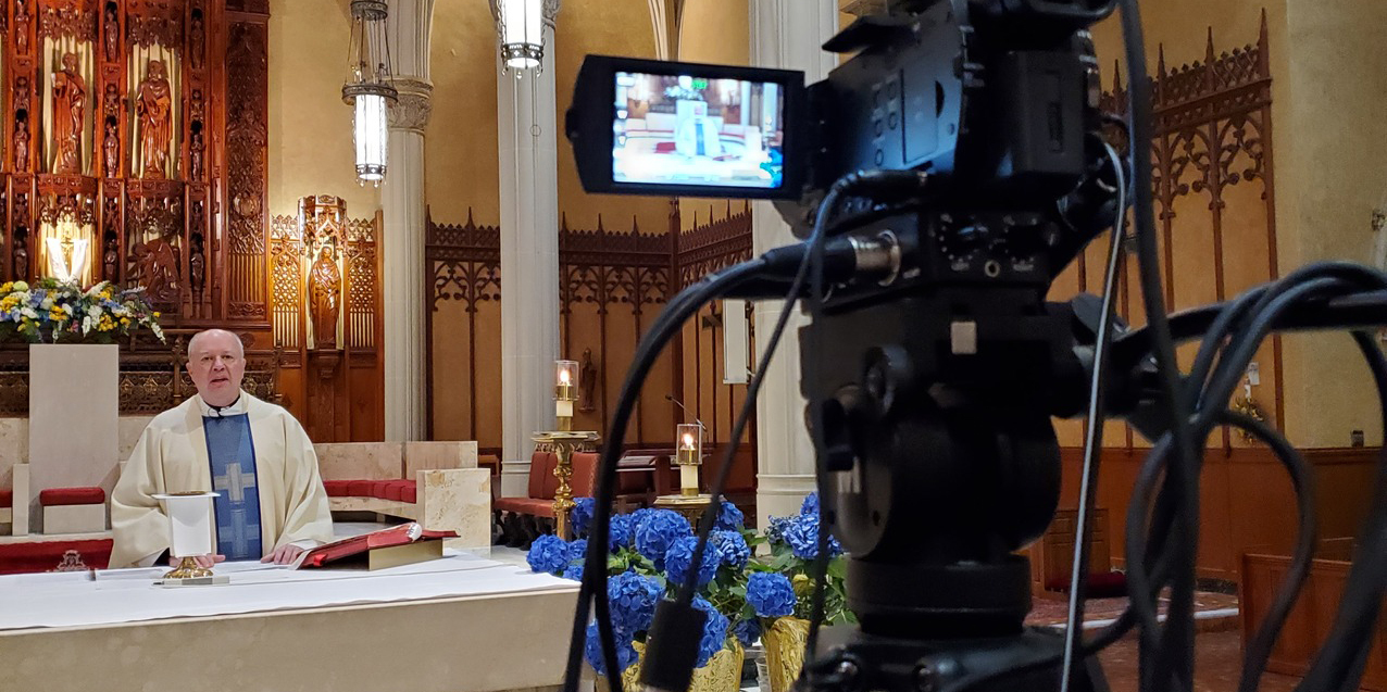 Diocese of Cleveland is moving its Sunday Mass to a new channel