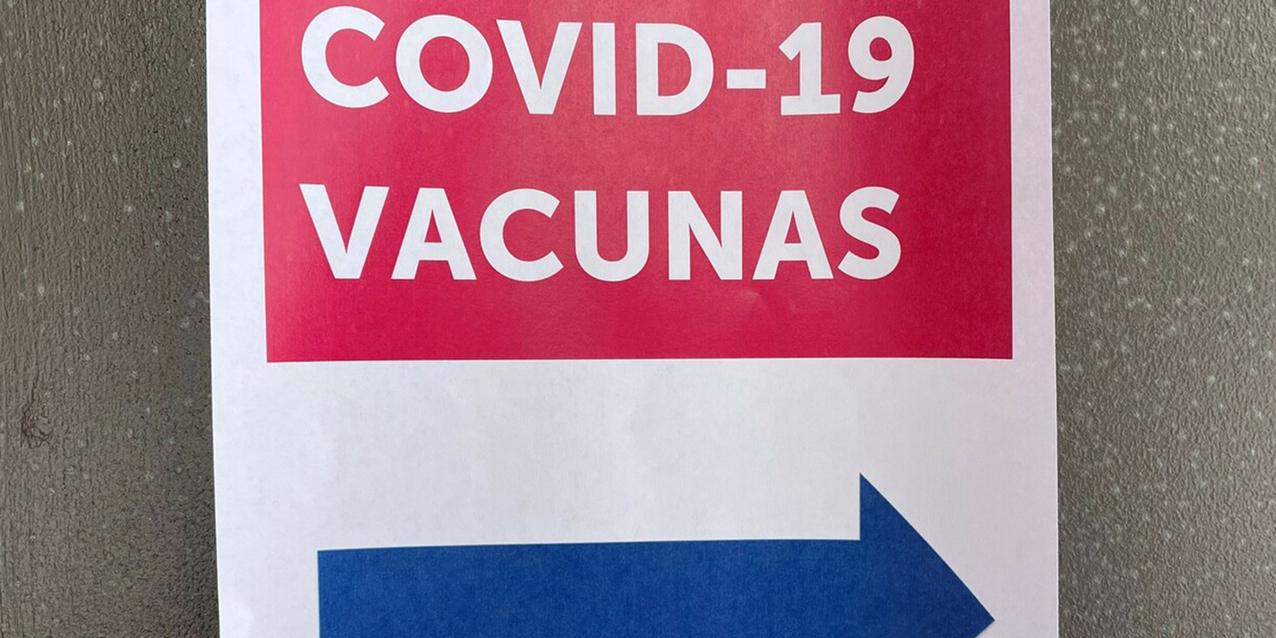 Sagrada Familia Parish hosts pop-up COVID vaccination site
